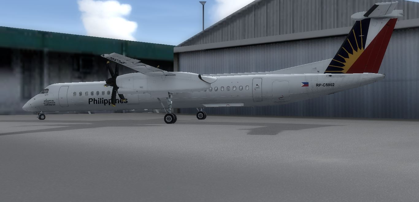 Aircraft Repaints - STRESS FREE